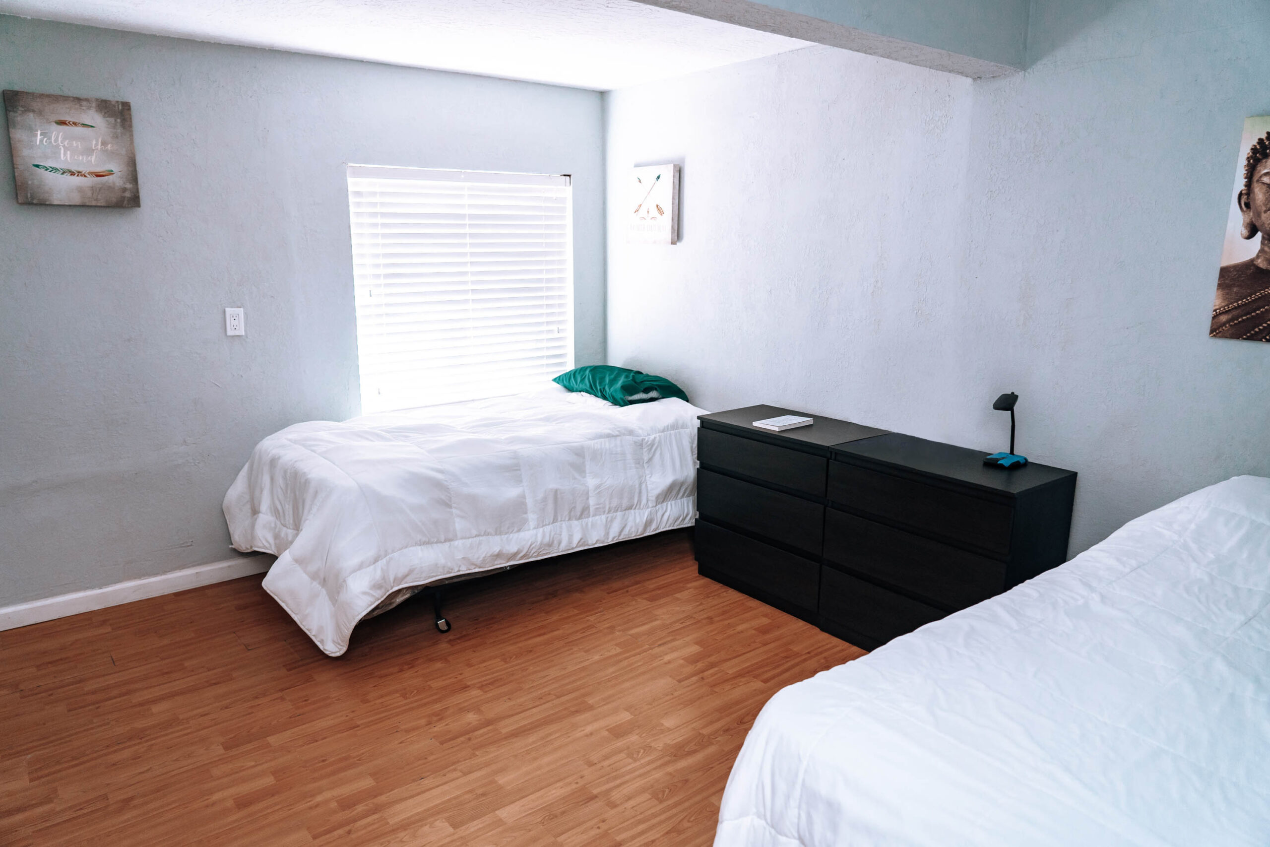 Residential Treatment Living Facility Bedroom